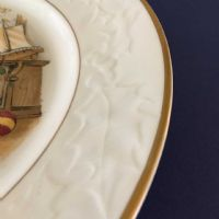 Royal Worcester - Collector - Christmas Plate - 1980